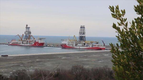 تركيا: سفينة الفاتح تبدأ التنقيب في بئر جديدة في البحر الأسود