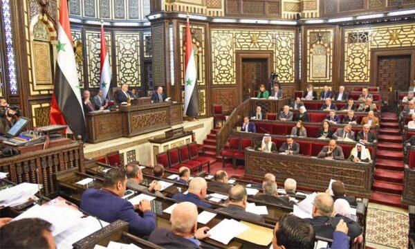 برلمان النظام: لم تصدر أي قرارات عن البعث بتمثيل بشار الأسد للحزب في الانتخابات