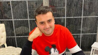 "Photo of صورة نادرة للشيف بوراك قبل 20 عاماً و""أركيلة حمراء"" تلفت نظر متابعيه"