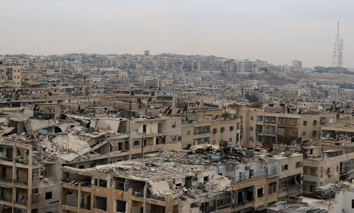 6 أسباب وراء عدم استكمال المعارضة السورية السيطرة على مدينة حلب