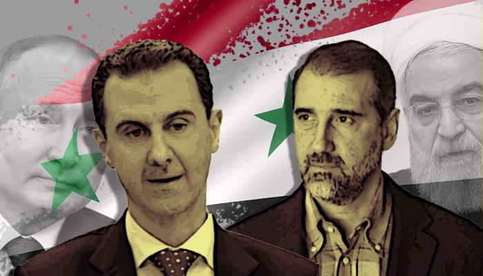 الأسد أموال المقربين رامي مخلوف