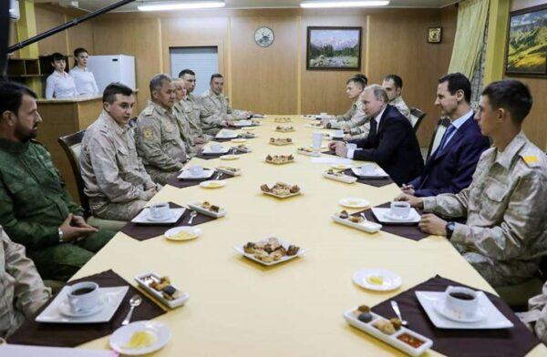 خطة روسية للتطبيع عربياً ودولياً مع نظام الأسد عبر جولة محادثات رمزية قبيل الانتخابات