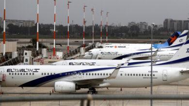 Photo of طائرة إسرائيلية تضطر لتأجيل رحلتها بعد منع السعودية العبور ضمن أجوائها