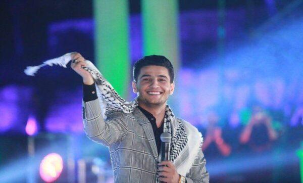 محمد عساف أنا ابن غزة