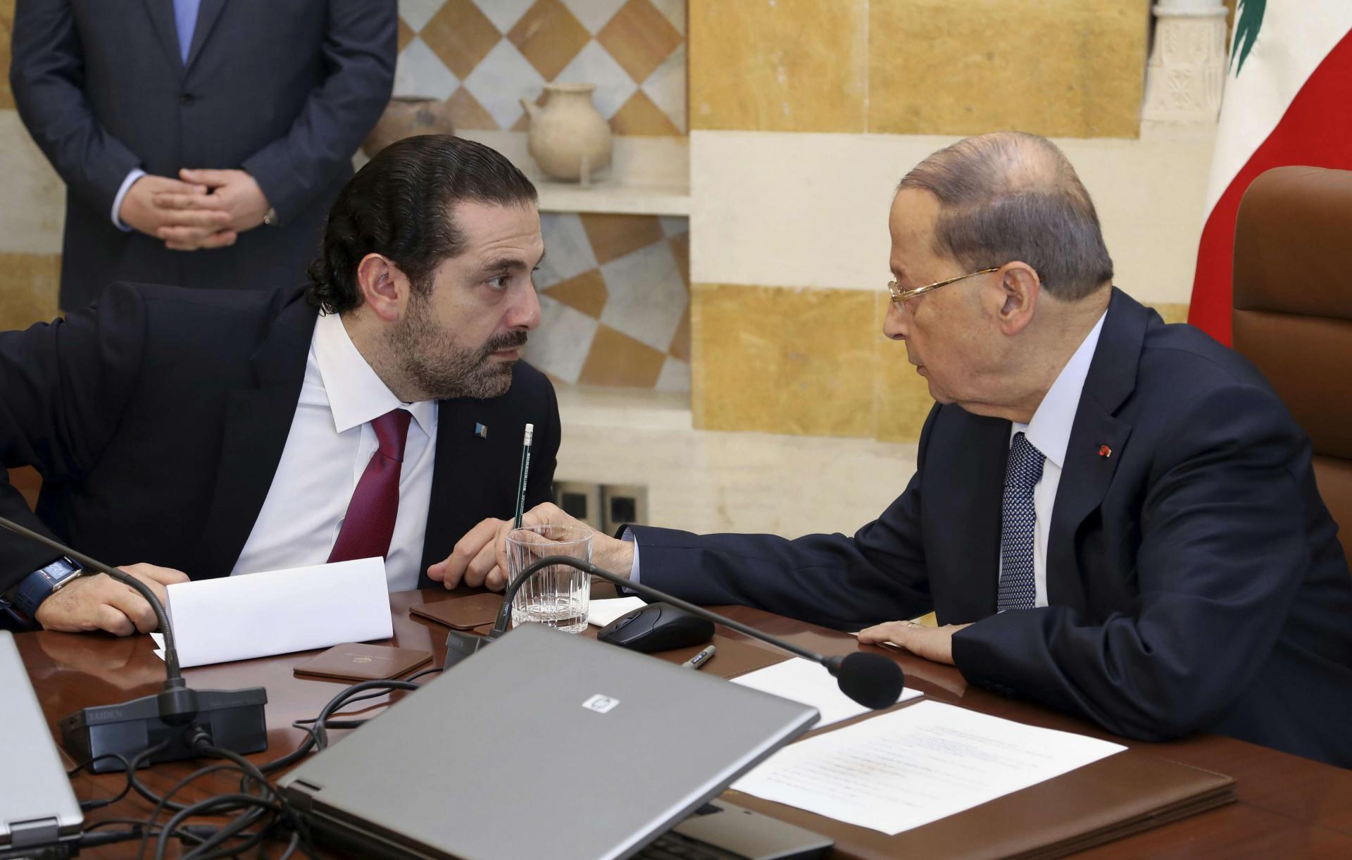 لبنان.. الحريري يرفض تشكيل حكومة كما يريدها ميشال عون