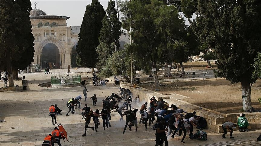 آخر التطورات في فلسطين بالتزامن مع حراك تركي وعربي دولي واسع دعماً للقدس والأقصى
