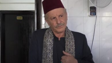 Photo of جمال قبش: حصروني في أدوار الضابط الفرنسي وتمردت لأجسد شخصيات أخرى (فيديو)