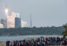 Photo of منظمة أمريكية للأبحاث تتوقع وقوع (الصاروخ) الصيني التائه السبت أو الأحد فوق دولة عربية