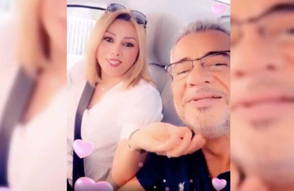 مي الخطيب بإطلالة جديدة مع مصطفى الآغا