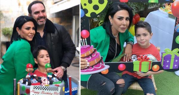 كبرت وبقت عروسة.. ابنة الفنان اللبناني وائل جسار تثير الأنظار وآلاف المعجبين