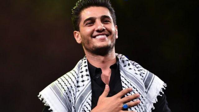 سياسات يوتيوب تمنع محمد عساف من نشر أغنيته عن فلسطين