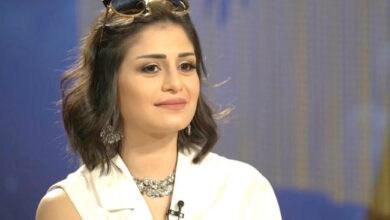 "Photo of بعد انتهاءها من مسلسل ""نسل الأغراب"".. منة فضالي تعود إلى دمشق بعد العيد"