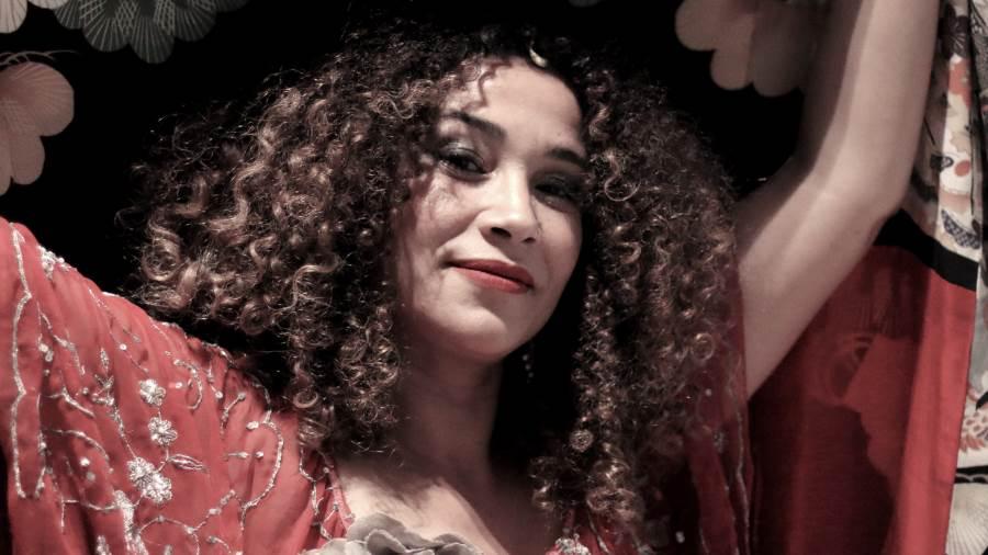 غالية بن علي: فخورة بحفاوة الإعلام المصري بأغنيتي الجديدة (فيديو )