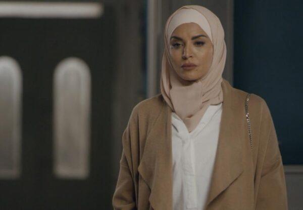 أمل بوشوشة ترقص بالحجاب على أنغام نانسي عجرم
