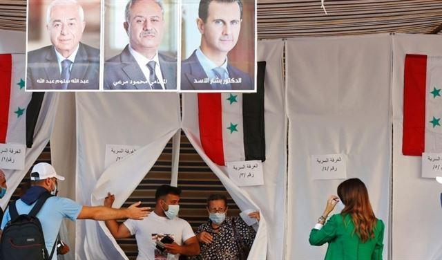 وكالة: انتخابات الأسد ليست سوى مسرحية باهتة فاشلة هدفها تجميل وجه النظام