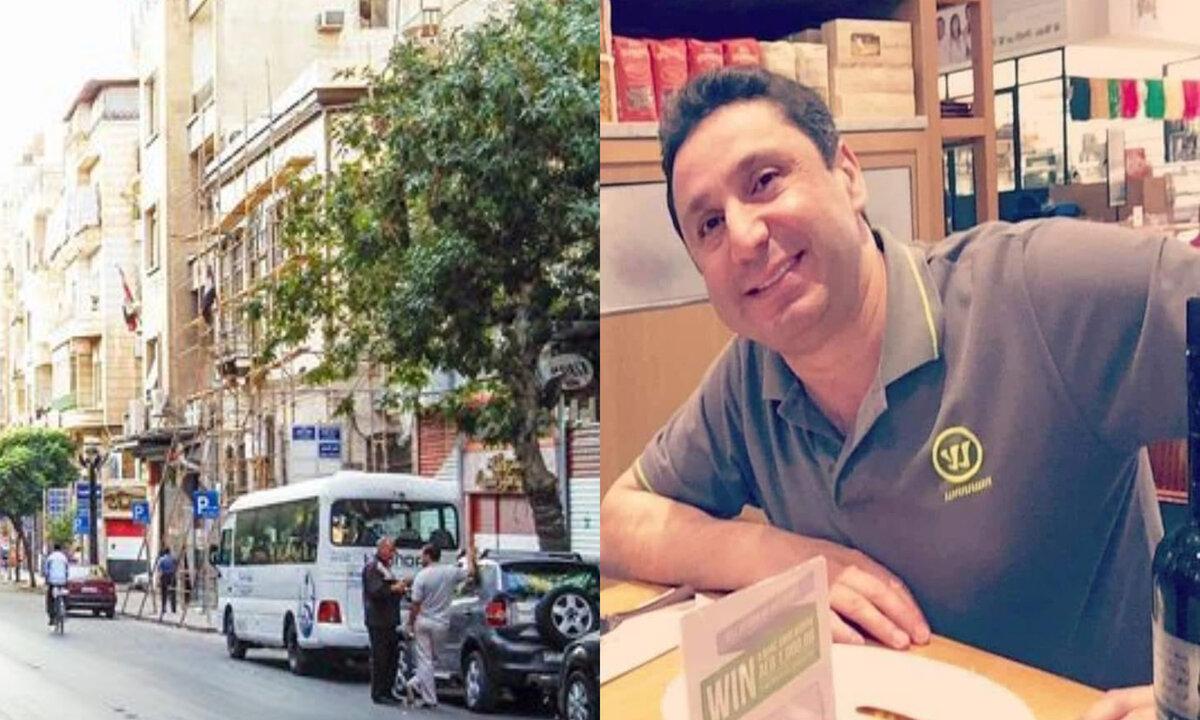 معلومات عن حسام كبور وقصة رحيله في دمشق
