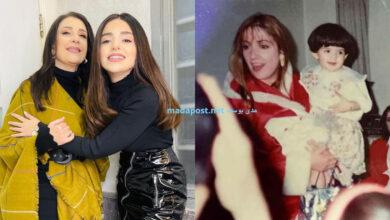 Photo of الفنانة وفاء موصللي وابنتها الوحيدة نايا الأندلس بين الماضي والحاضر (صور)