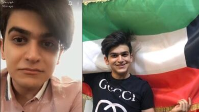 "Photo of شهاب ملح انستغرام يثير الجدل بارتداء تنورة نسائية علق عليها: ""المرجلة"""