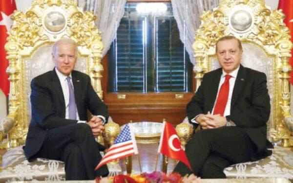 مسؤول أمريكي: اللقاء المرتقب بين أردوغان وبايدن فرصة لمراجعة العلاقات من كافة جوانبها