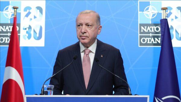 لقاء إيجابي.. أردوغان يثمن اجتماعه الأخير مع بايدن ويدعوه لزيارة تركيا