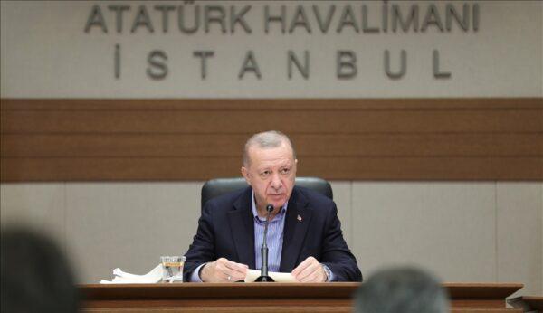 الرئيس التركي: نحمي حدود الناتو ونتطلع لنهج أمريكي يعزز اتحاد الحلف وتضامنه