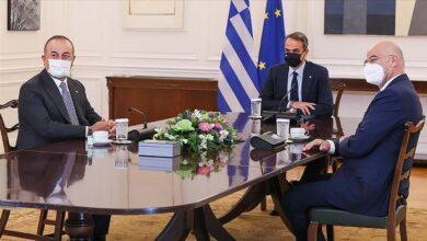 Photo of تشمل 25 بنداً.. الخارجية التركية تعلن توصلها لتفاهمات مع اليونان