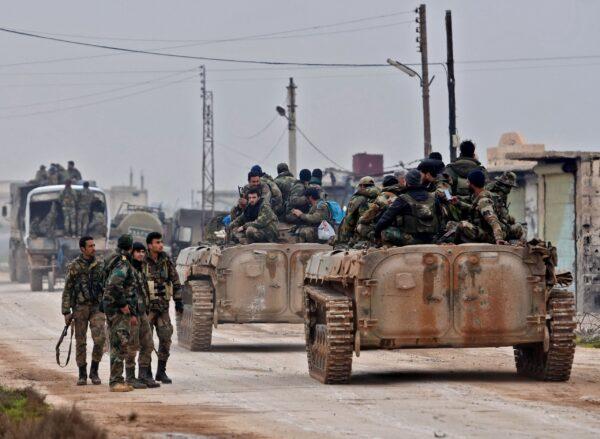 نظام الأسد يحشد قواته في إدلب والمعارضة تعلن جاهزيتها لكل الاحتمالات