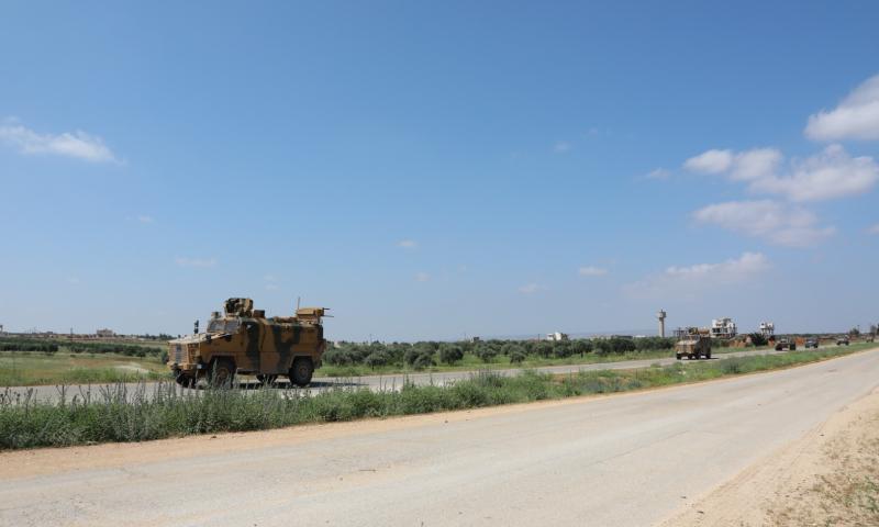 تقرير يتوقع خارطة السيطرة في سوريا خلال الأشهر القادمة