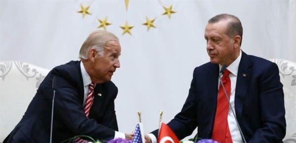 رسائل أمريكية تركية لـ أردوغان و بايدن بفتح صفحة جديدة بين البلدين