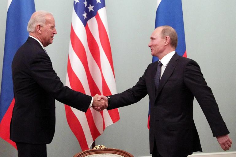 صفقة أمريكية روسية لإزاحة بشار الأسد.. 3 سيناريوهات للقاء بوتين و بايدن في جنيف