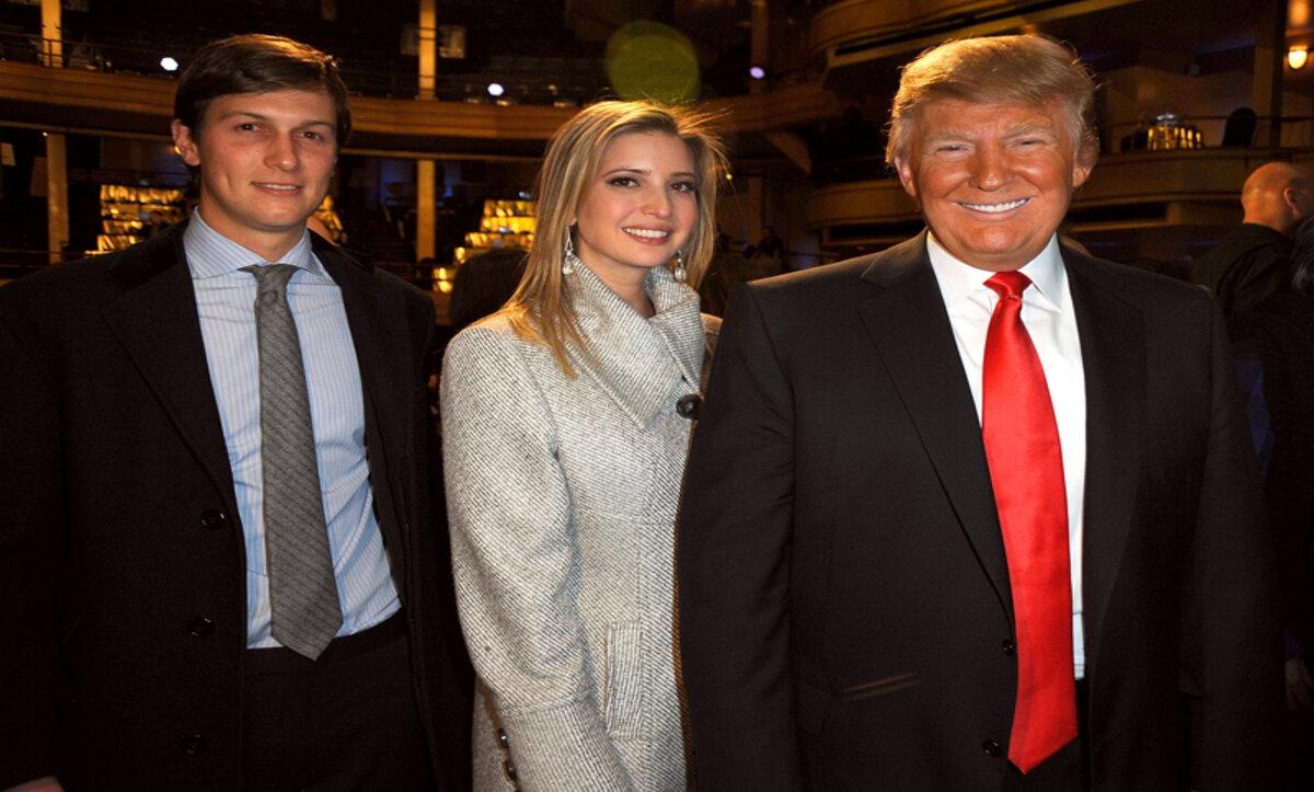 إيفانكا وزوجها على خلاف مع دونالد ترامب والسبب: محاولات للنأي بالنفس