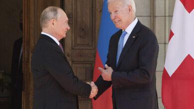 Photo of كاتب سوري: بوتين حاول إقناع بايدن فتح صفحة جديدة تجاه بشار الأسد