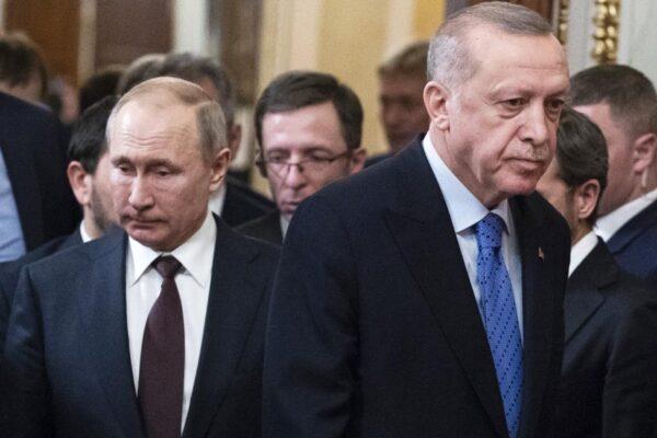 تركيا أقرب لأمريكا من روسيا