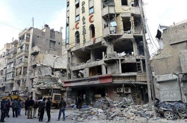 """مالية نظام الأسد تفرض الضرائب على عمليات بيع العقار وإن لم تتم ومحاومون: """"دولة جباية وتشليح"""""""