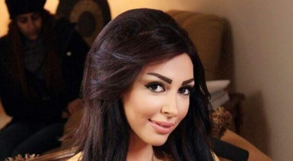 الفنانة السورية مايا فرح