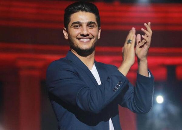 محمد عساف ألبومه الجديد