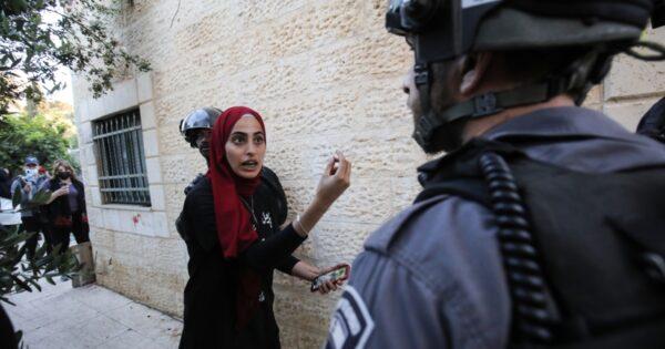 منى الكرد .. قصة ناشطة فلسطينية