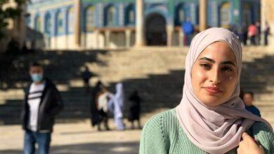 Photo of منى الكرد .. قصة أيقونة فلسطينية استولت إسرائيل على منزلها المجاور للمسجد الأقصى