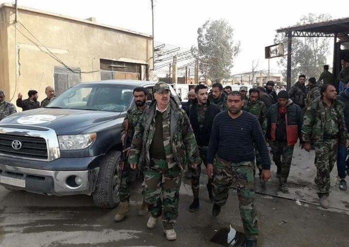 صحيفة: روسيا تكلف نواف البشير بقيادة مرحلة جديدة في سوريا