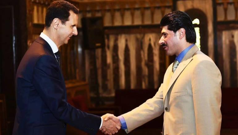 استثمار حقول النفط.. حسام قاطرجي يتسلم مهمة جديدة من روسيا شرقي سوريا