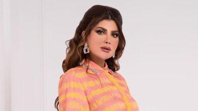 Photo of سخرية واسعة من الفنانة الكويتية إلهام الفضالة بعد أن وضعت رأسها على جسد موديل أجنبية! (صورة)