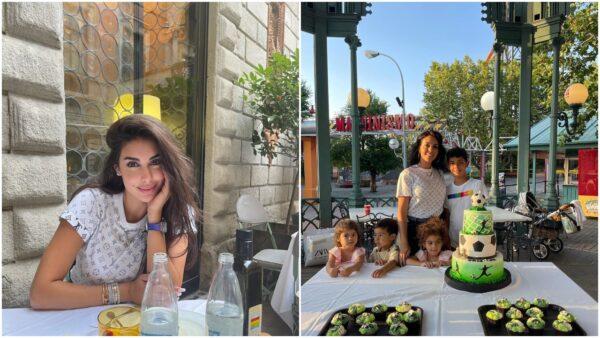 ياسمين صبري تظهر بإطلالة مشابهة لجورجينا رودريغيز.. ومعلقون: شيليها من راسك (صورة)