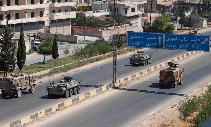"""تفاهم تركي روسي حول إدلب بعد اختتام جولة """"أستانا16"""""""