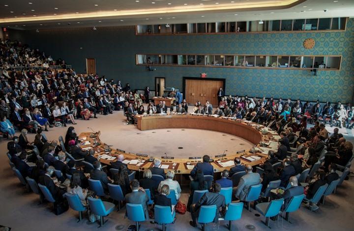 قرار دولي عاجل في مجلس الأمن بشأن آلية إيصال المساعدات إلى سوريا