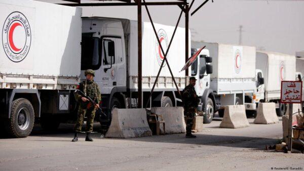 تقارير تتحدث عن تغير الموقف الروسي بشأن معابر المساعدات الأممية