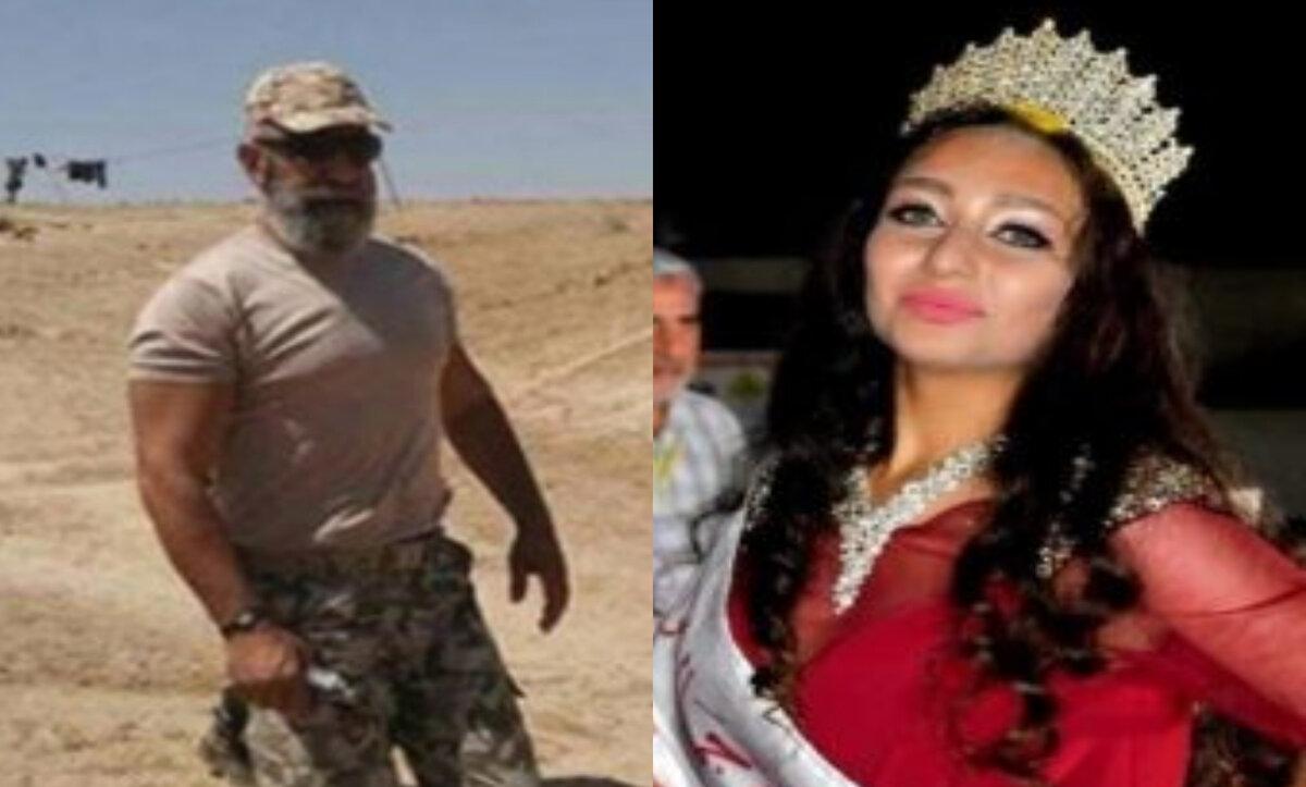 بالواسطة.. زوجة عصام زهر الدين تنتخب كملكة جمال الفرات لعام 2021