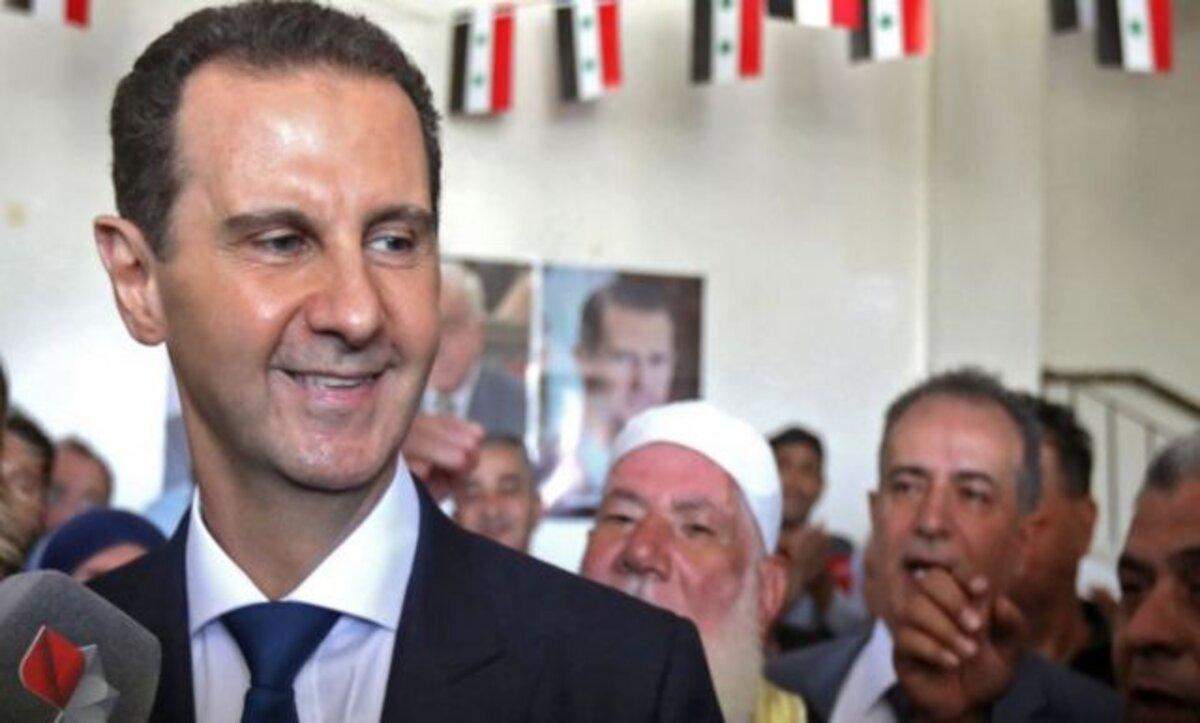 دبلوماسي لدى الخارجية الروسية: الأسد يحاول إظهار تأييد شعبي له والأمر ليس كذلك