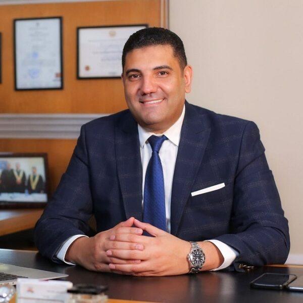 البرلماني المصري أحمد عبد المجيد