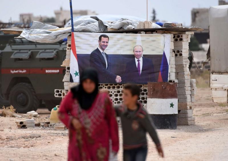 مستشار روسي: غالبية مناطق الساحل خارج سلطة نظام الأسد وروسيا توصلت إلى حل في درعا