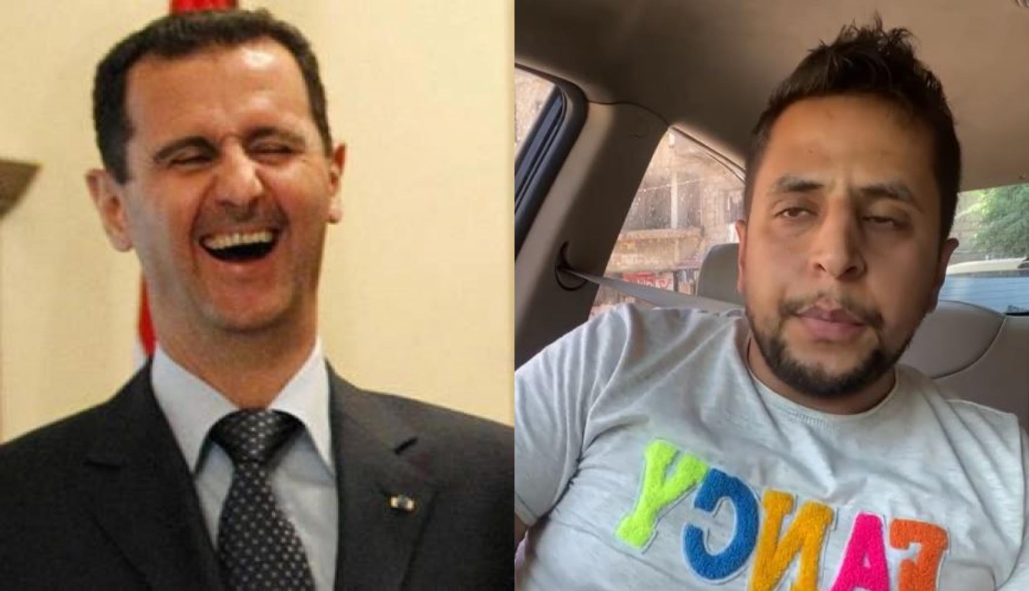 """إعلامي موالي ينتقد نظام الأسد: """"ضعونا في السفن وأرسلونا لبلاد اللجوء"""" (فيديو)"""